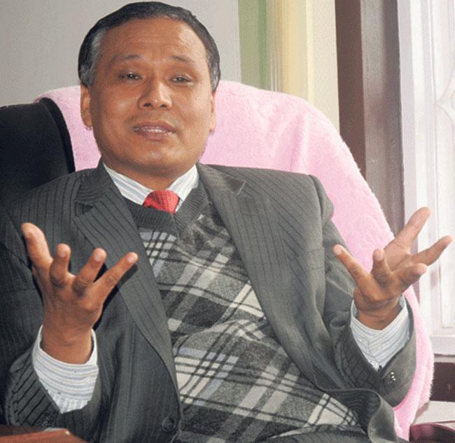 Kulman Ghising leaves for New Delhi to renew power procurement deal
