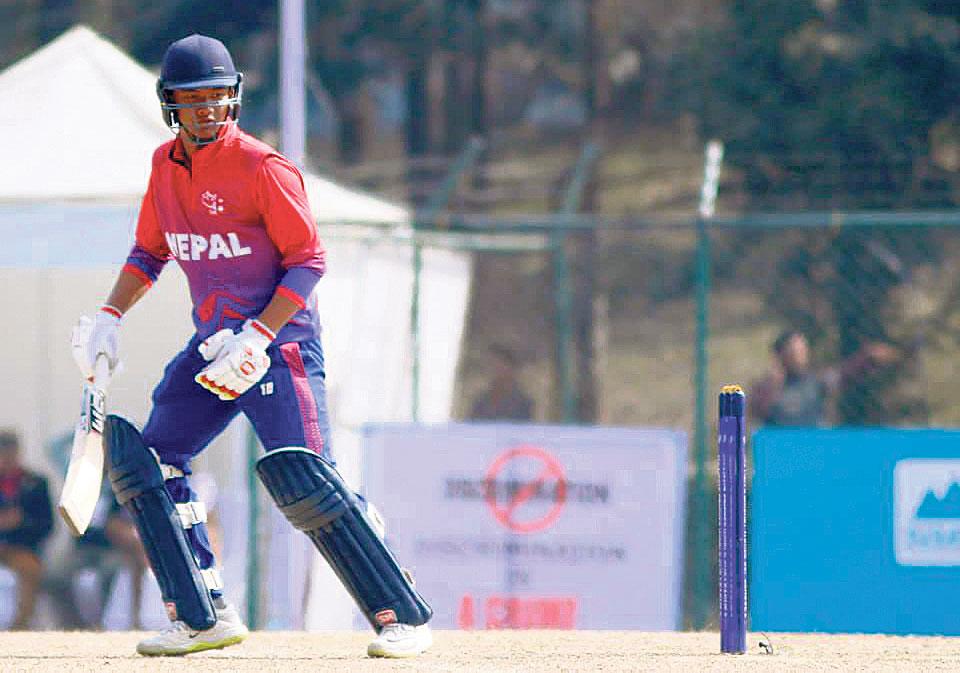 Kushal Malla becomes world's youngest half-centurion