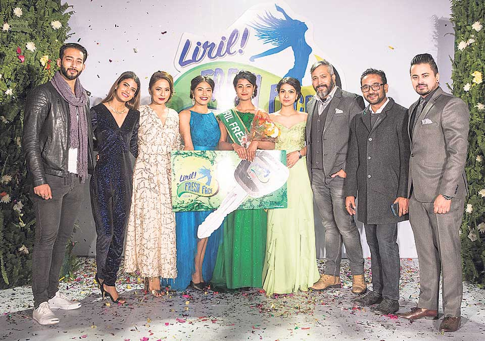Hishila Maharjan Bags the title of Liril Fresh Face