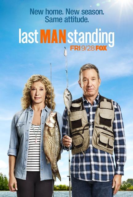'Last Man Standing' renewed at Fox