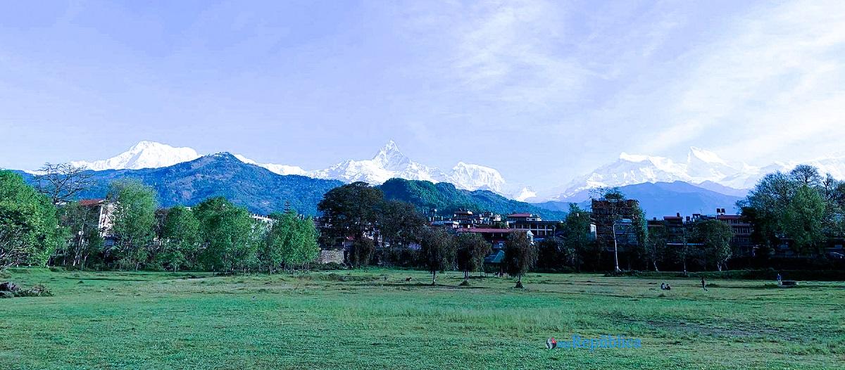 Pokhara is empty, but amazingly beautiful (with photos)