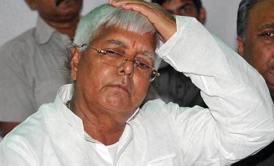 Ex- Bihar CM Yadav found guilty in fodder scam case, to be sentenced on Jan 3