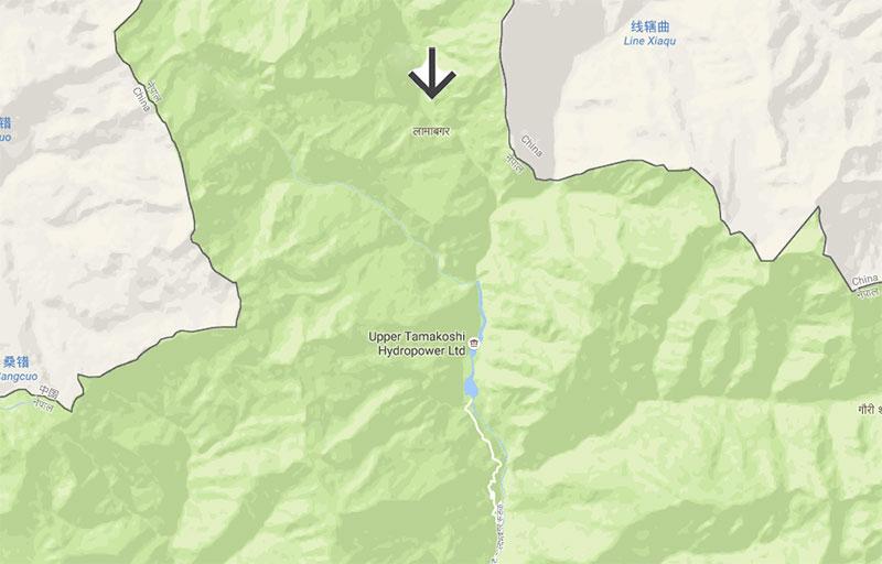 2 killed, 5 missing in Dolakha landslide