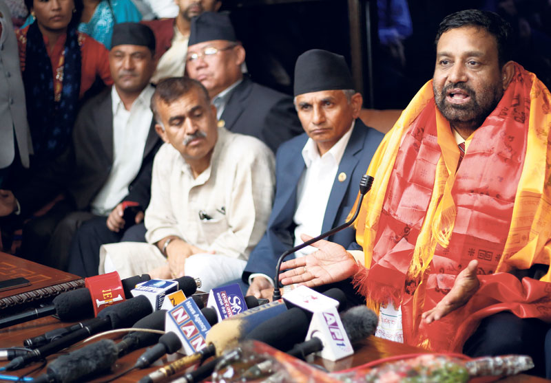 Dahal to visit India on Sept 15-18
