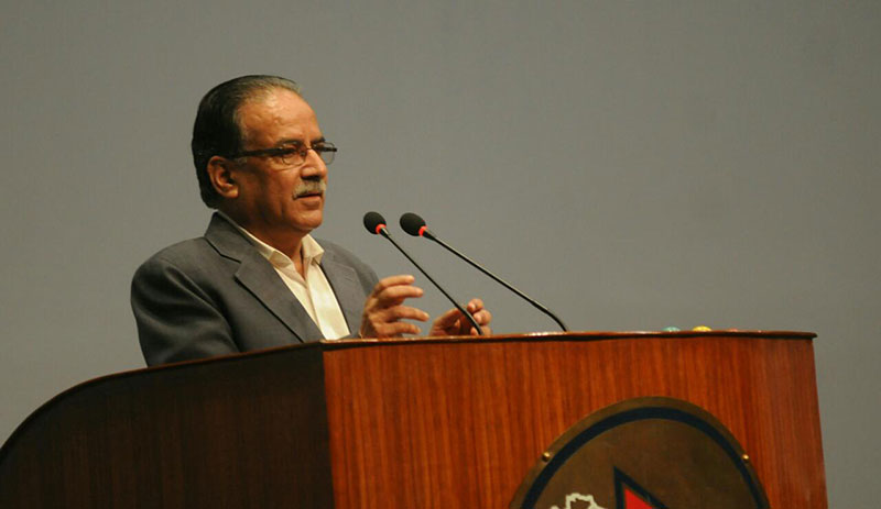 We'll remain in govt throughout 3 elections: PM Dahal
