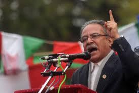Dahal stresses national consensus Government