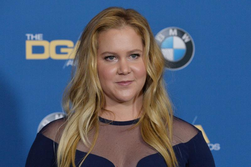 Amy Schumer to star in Hulu comedy series 'Love, Beth'