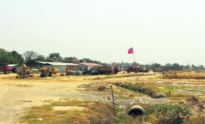 Govt fixes land compensation amount