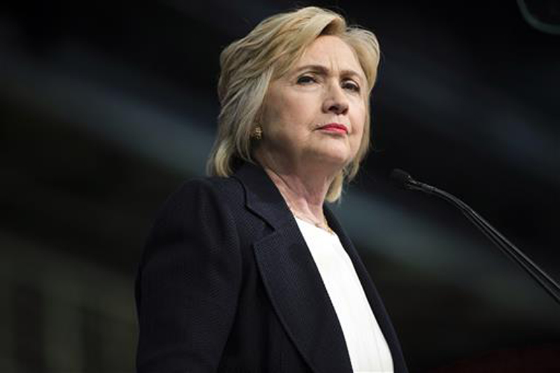 Democrats formally nominate Hillary Clinton for president