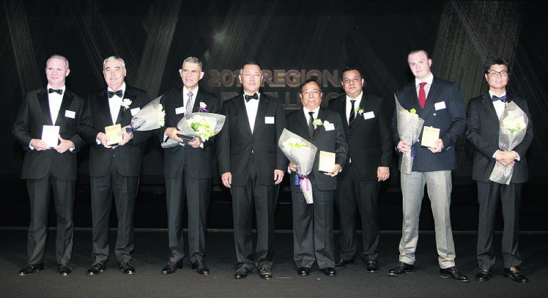 Laxmi Intercontinental awarded