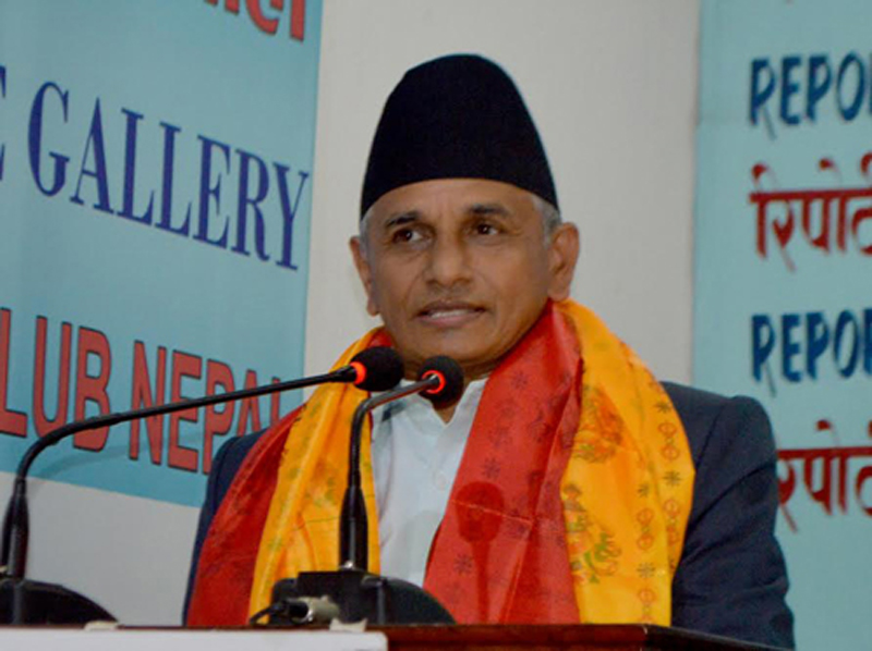 None can evade elections: Minister Pandey
