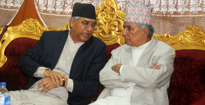 Paudel gives Deuba tough time picking ministers