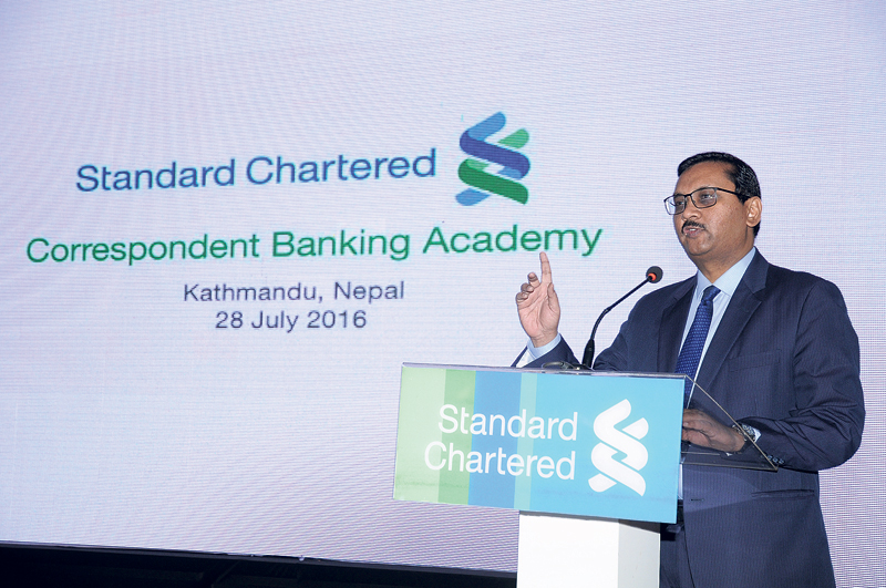 standard chatered bank scb essay