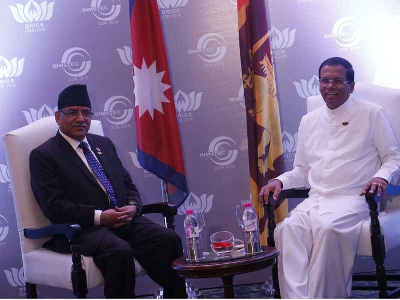 Nepal requests Sri Lanka to reconsider death penalty