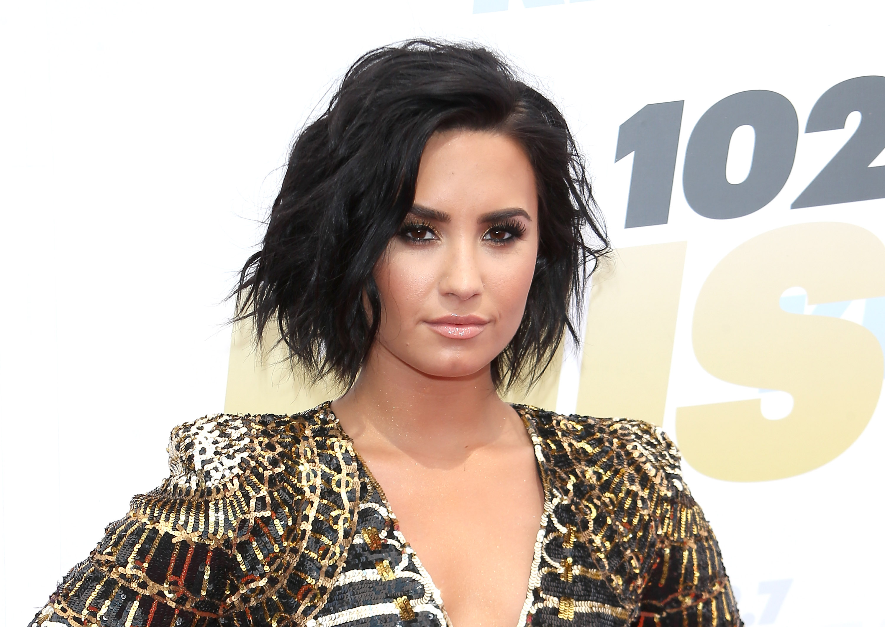Demi Lovato is focusing on 'staying healthy