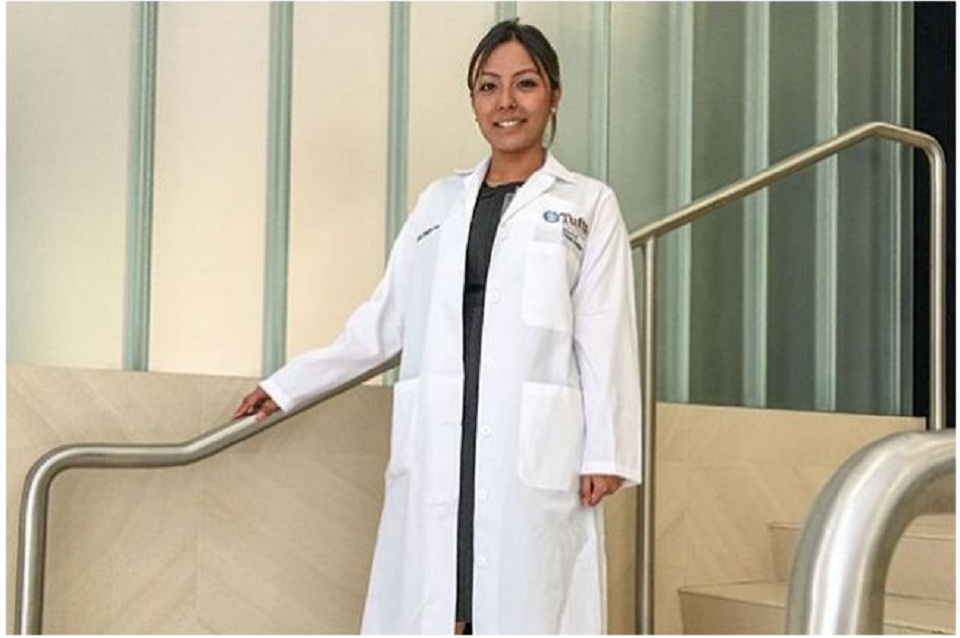 She overcame unimaginable tragedy and graduated from dental school to pursue her dreams in the US