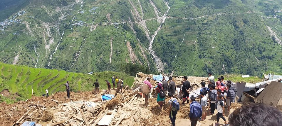Nine people still missing; Death toll climbs to 30