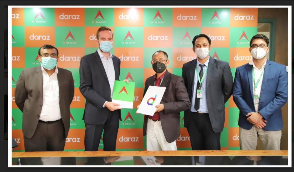"Daraz, Nabil Bank launch ""Sarathi"" program"