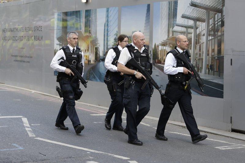 Terror attacks strike heart of London; 7 people killed (Update)