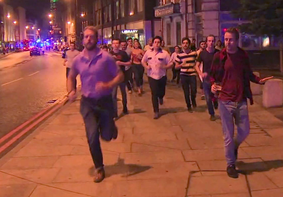 12 arrested in London's night of terror; IS claims attack