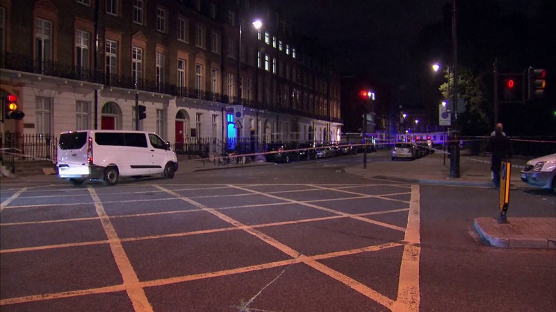 American woman killed, 5 hurt in London knife attack