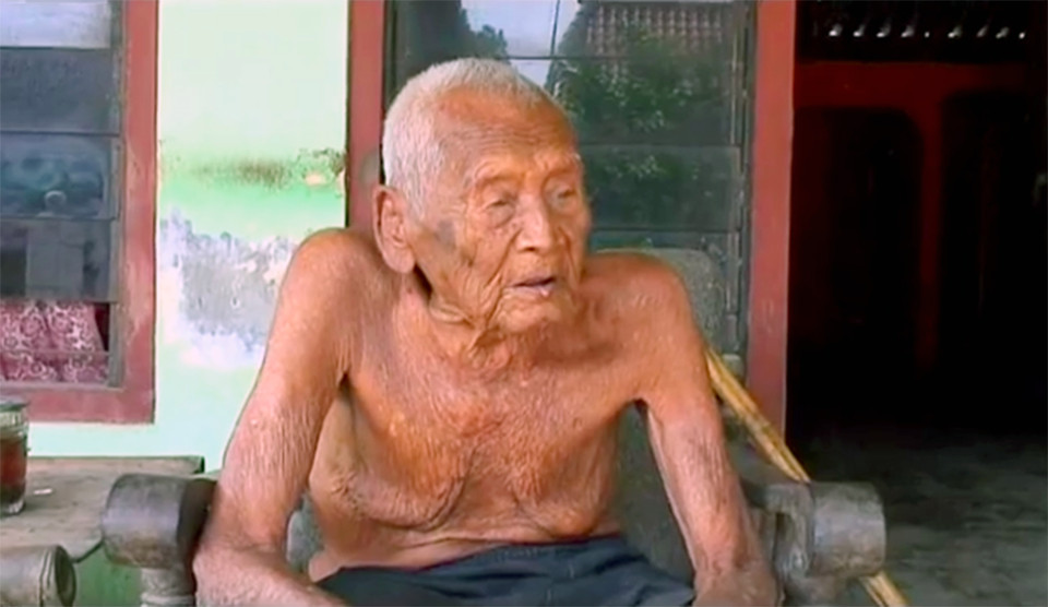 'Longest living human' discovered in Indonesia aged 145