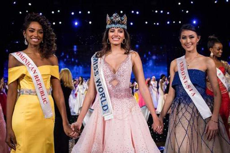 Miss Puerto Rico lands Miss World 2016 crown