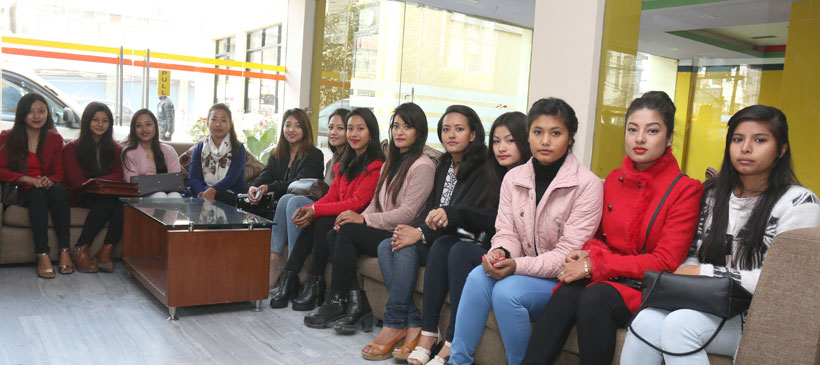 35 contestants vie for 12th Miss Newa 1137 title