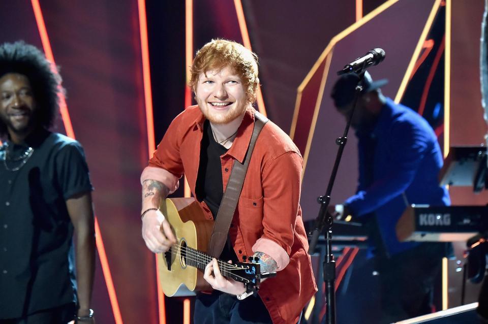 Lamar wins big at VMAs, Sheeran bags artist of the year