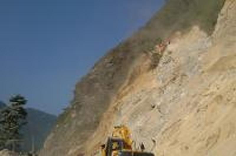 Narayanghat-Mugling road becoming 'deathtrap'