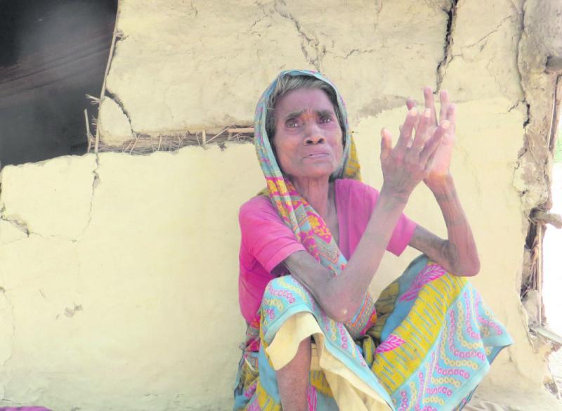 Musahars deprived of allowance for not having toilets