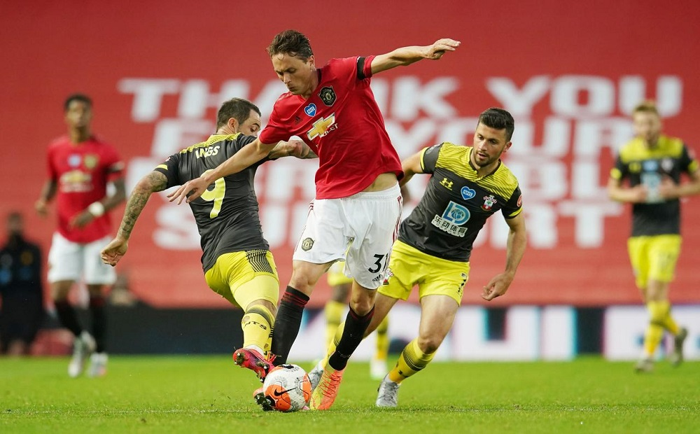 United stay fifth after Saints grab last-gasp leveller