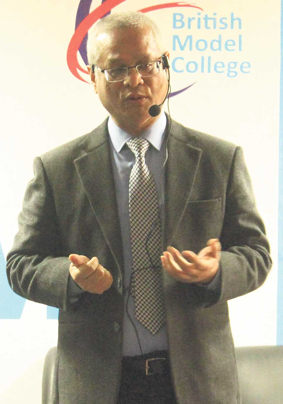 TBC begins Academic Guest Lecturer Series