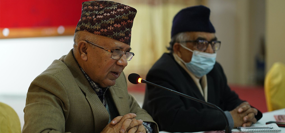 Ready to work with Oli-led faction if it accepts its mistakes: Madhav Nepal