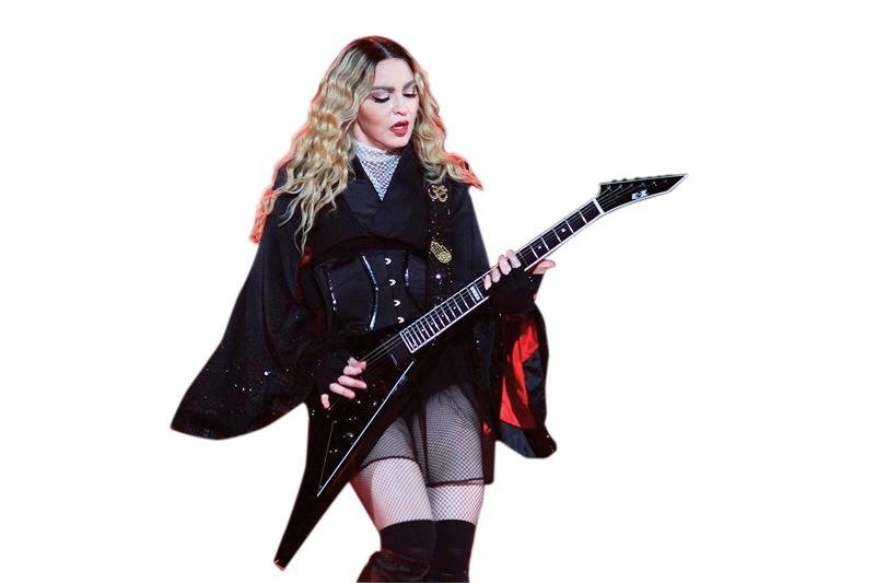 Madonna raises $7.5m for Malawi and slams Trump in Miami show