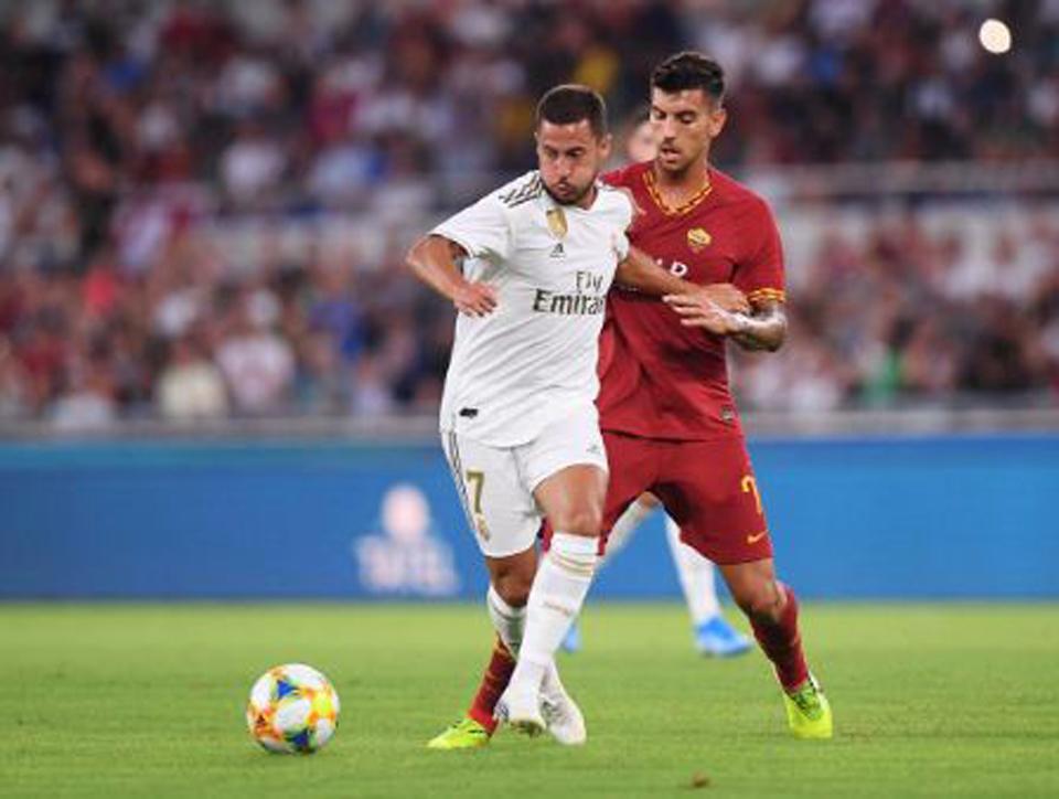 Real boss Zidane to resist rushing Hazard back