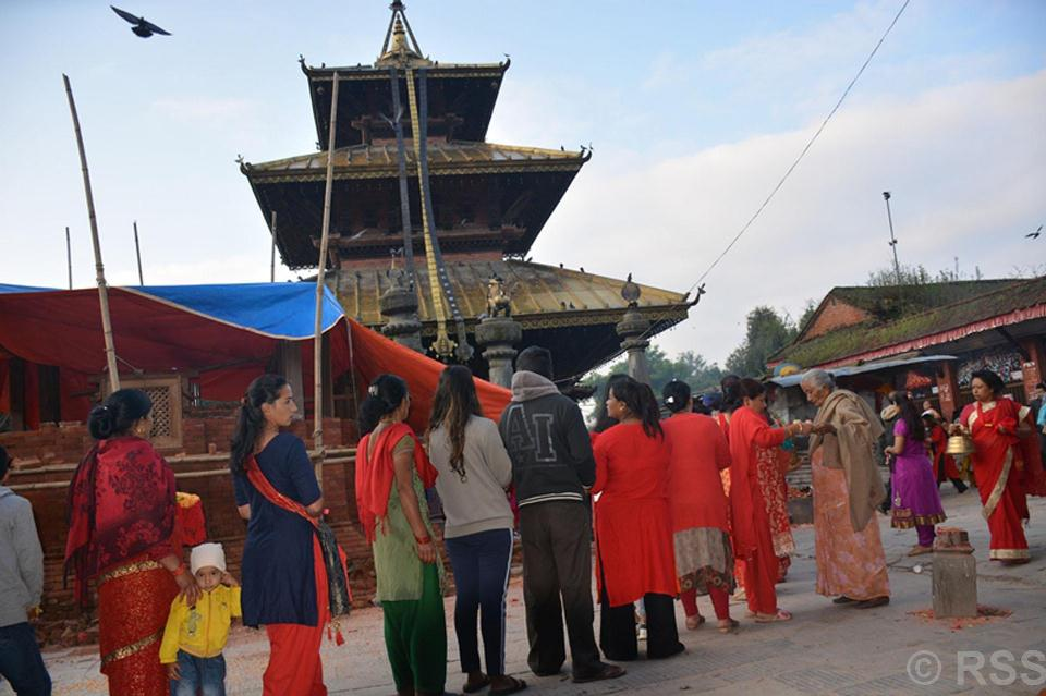 Mahanawami festival being observed today