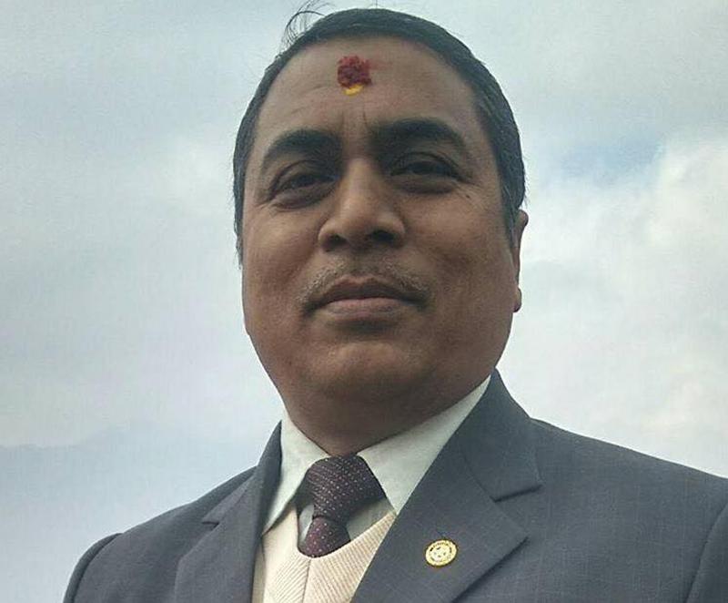 UML hits century as Maharjan elected Kirtipur mayor