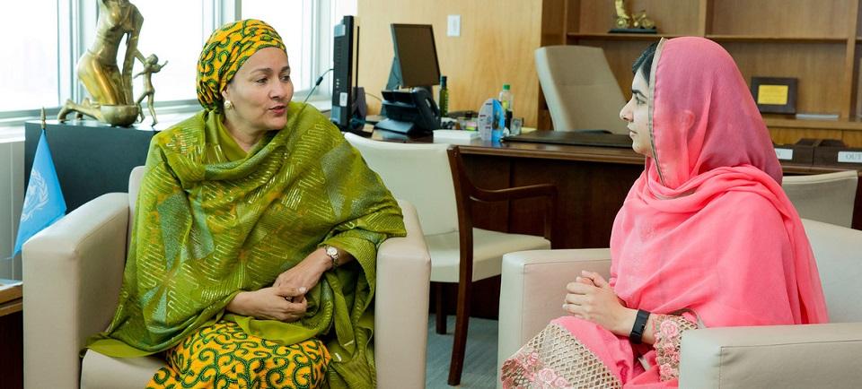 UN declares Malala Yousafzai 'most famous teenager of the decade'