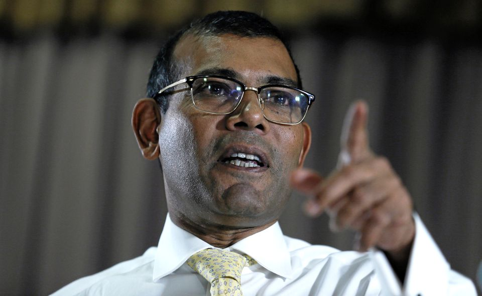 Maldives former president Nasheed critical after bomb blast