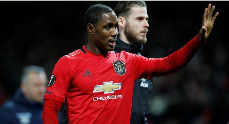 Ighalo dedicates first Man Utd goal to late sister