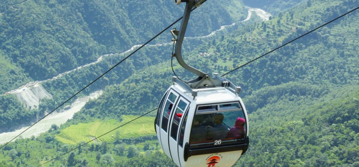 Manakamana cable car closed for two days