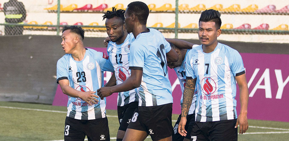 Manang finishes ahead of Three Star after 1-0 win