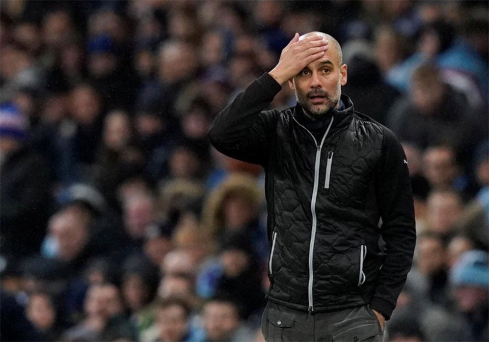 Guardiola says replacing Aguero will be a tough task