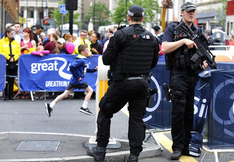 Manchester attack investigation still at 'full tilt'