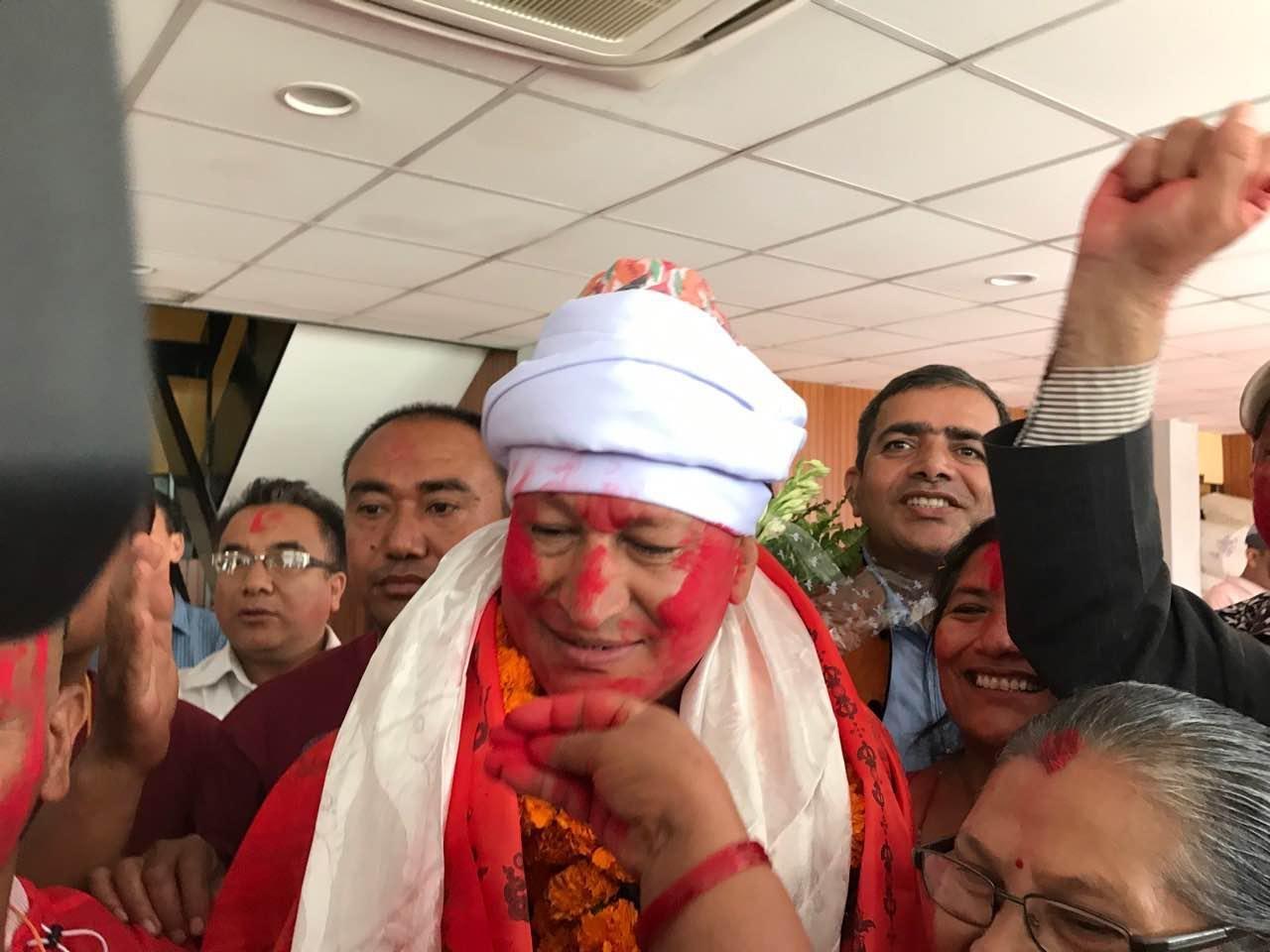 UML wins mayoral race in Kathmandu metropolis (Update)
