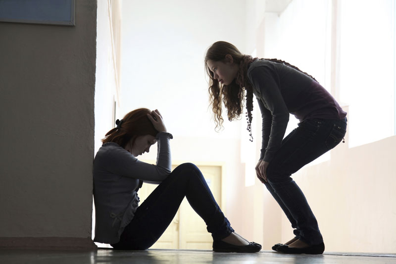Guide to deal with person going through hard time