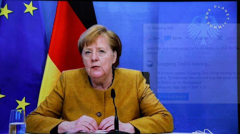 End of Merkel era begins as German CDU picks new party leader