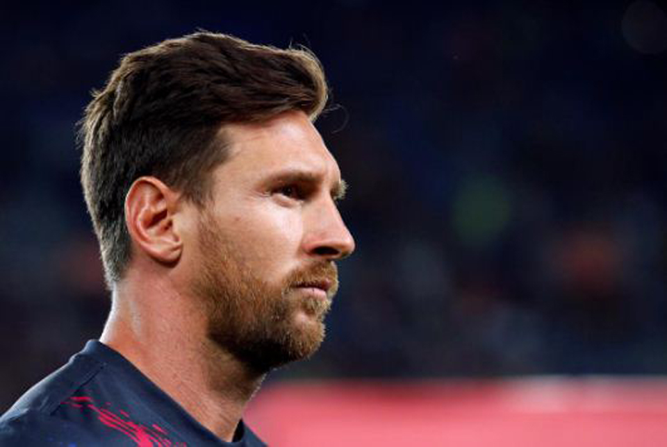 Messi included in Barcelona squad to face Dortmund