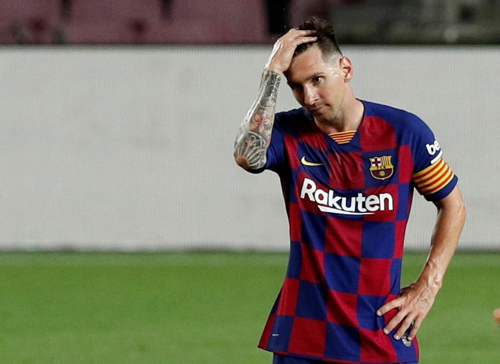 Barcelona reflect on catalogue of errors as title slips away